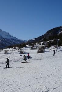 Ski Alpin à Névache